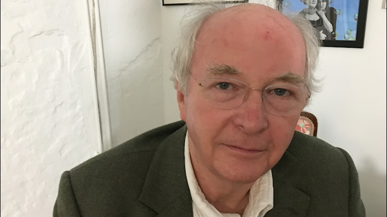 Philip Pullman besöker Astrid Lindgren-konferens