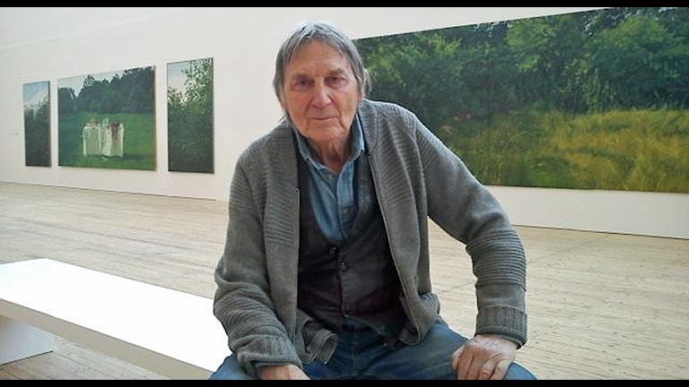 Gerhard Nordström. Foto: David Richter /SR
