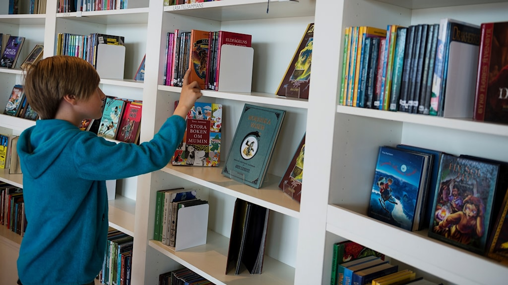86 kommuner i Sverige saknar helt bemannade skolbibliotek