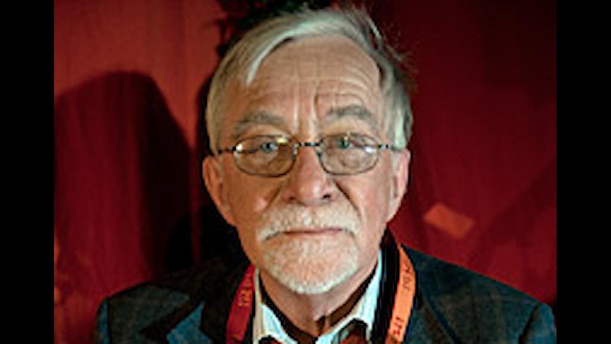 Lars Gustafsson. Foto: Maja Suslin/Scanpix