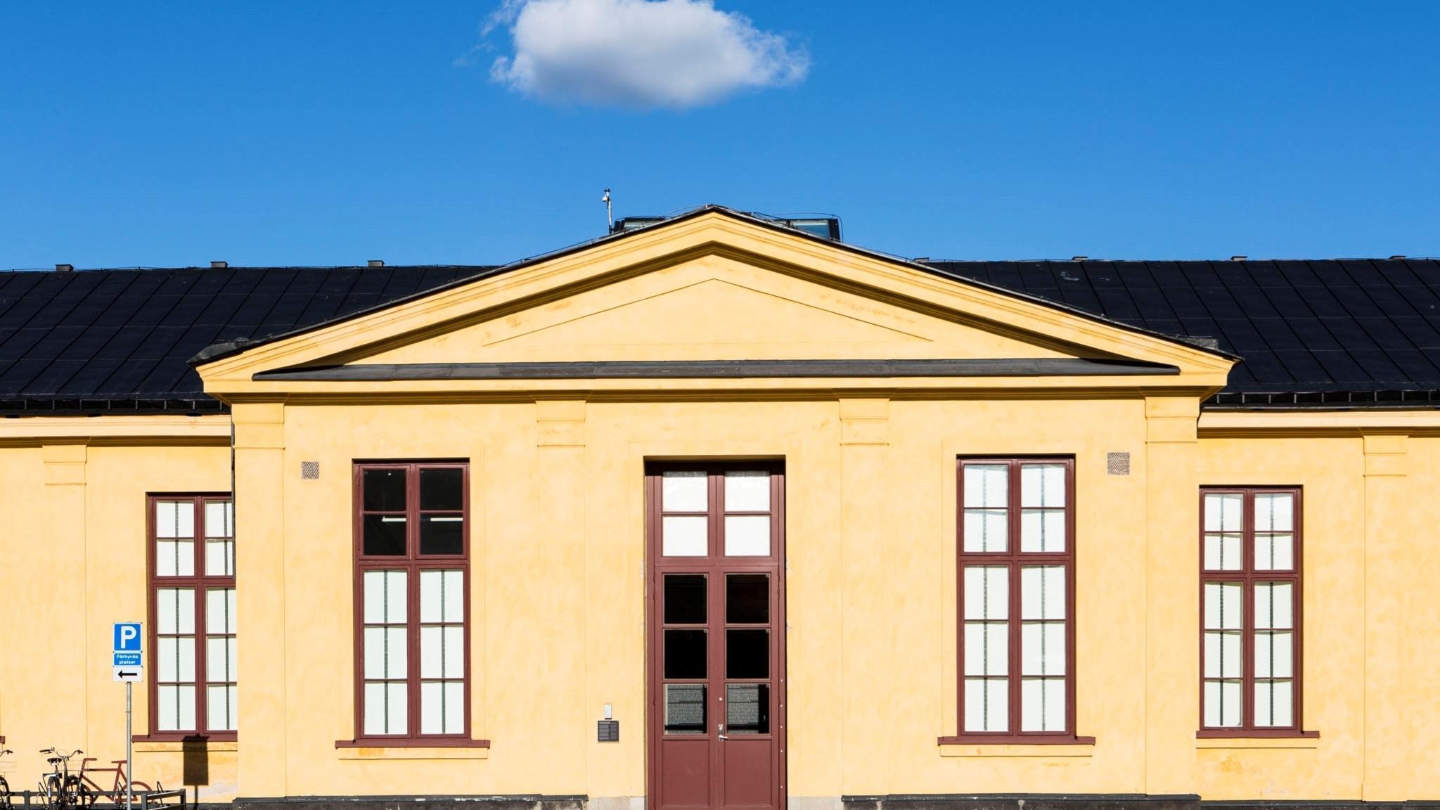 ArkDes i Stockholm.
