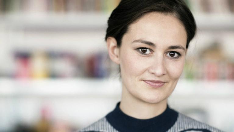 Textilformgivaren Margrethe Odgaard.