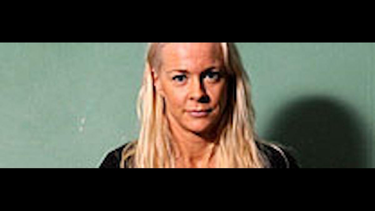 Malena Ernman. Foto: Janerik Henriksson / SCANPIX