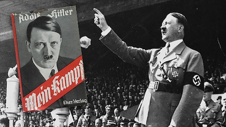 Mein Kampf återutges i Tyskland. Foto: Scanpix.