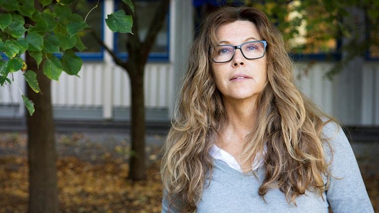 Anja Hirdman.