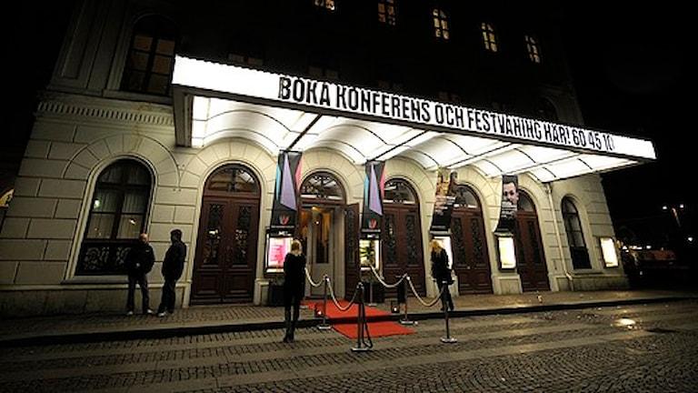 Fallet gäller ett hyresavtal på Storan i Göteborg.