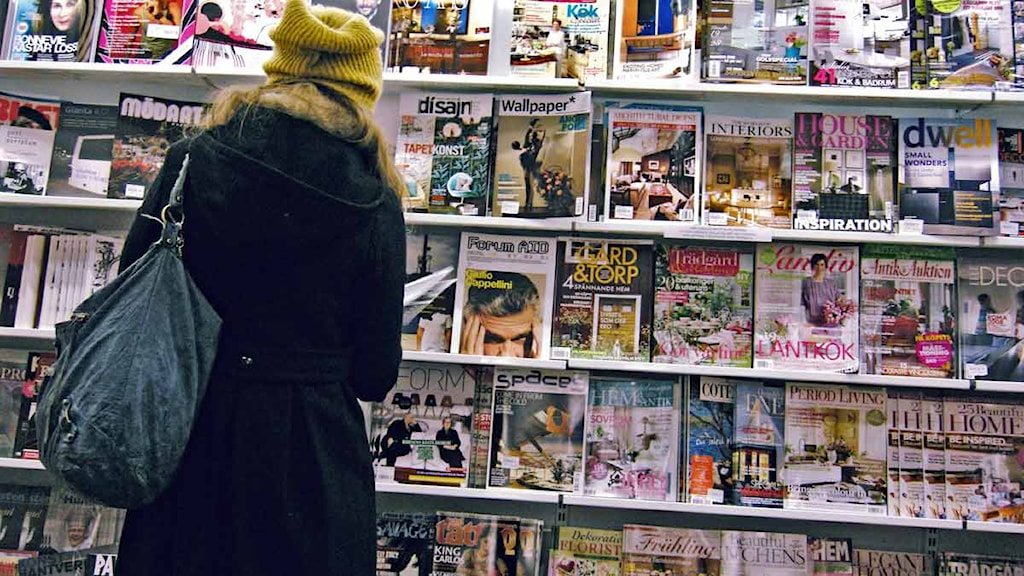 Vad krävs av en litteraturtidskrift från Bonnier? Foto: Hasse Holmberg / SCANPIX