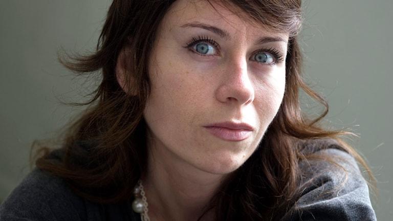 Anna Odell. Foto: Fredrik Sandberg/Scanpix