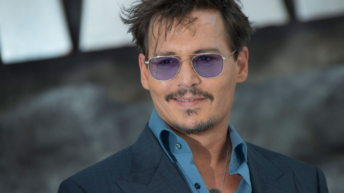 Johnny Depp. Foto: Joel Ryan/AP/Scanpix