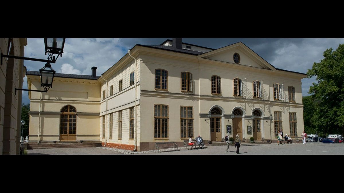 Drottningholms slottsteater. Foto: Jonas Ekströmer / SCANPIX
