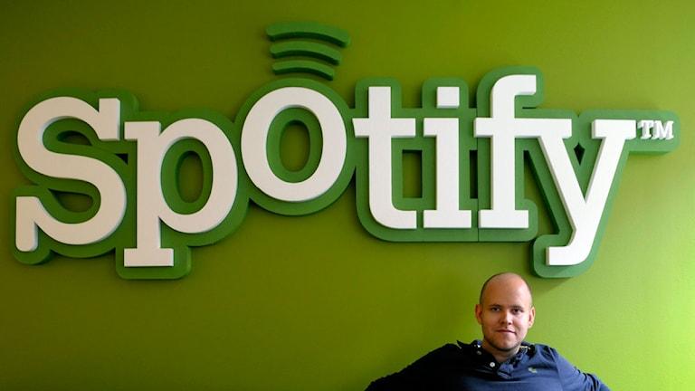 Spotifys grundare Daniel Ek.
