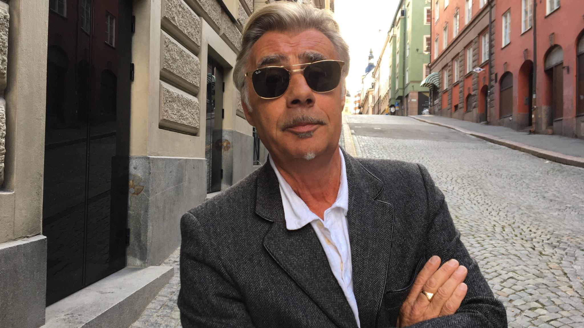 Glen Matlock mer än 40 år efter Sex Pistols