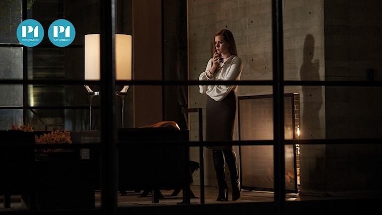 """Amy Adams spelar Susan Morrows, olycklig galleriägare i Tom Fords film """"Nocturnal Animals"""""""