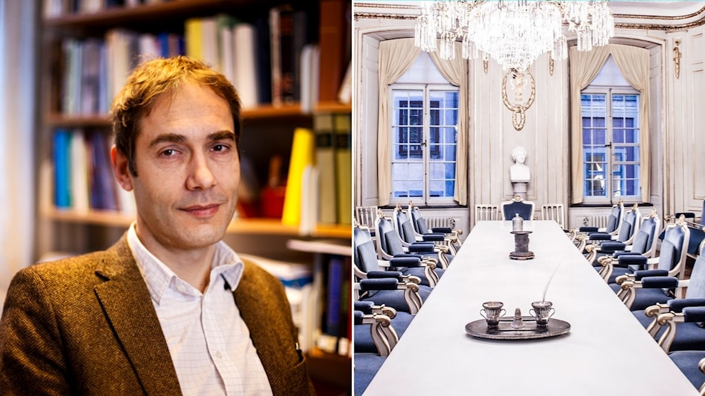 Mats Malm, professor i Svenska Akademien, är ny ledamot i Svenska Akademien.
