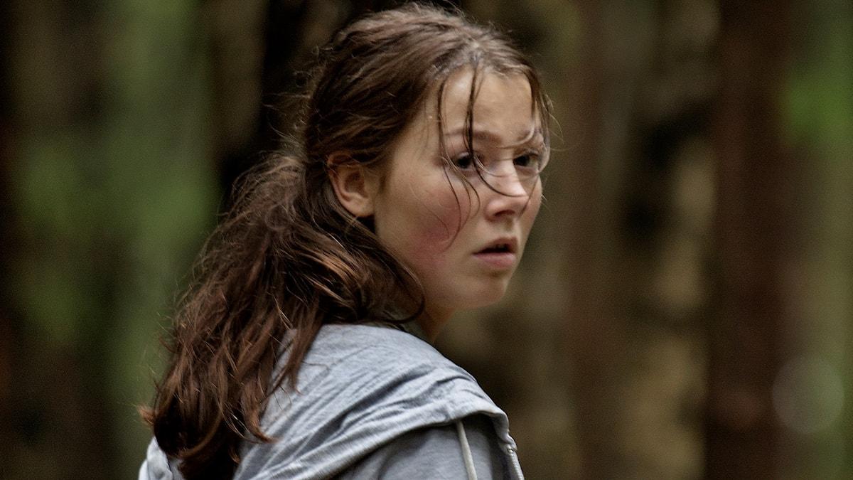 """Andrea Berntzen i filmen """"Utøya 22. juli"""""""