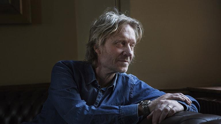 Författaren Bengt Ohlsson