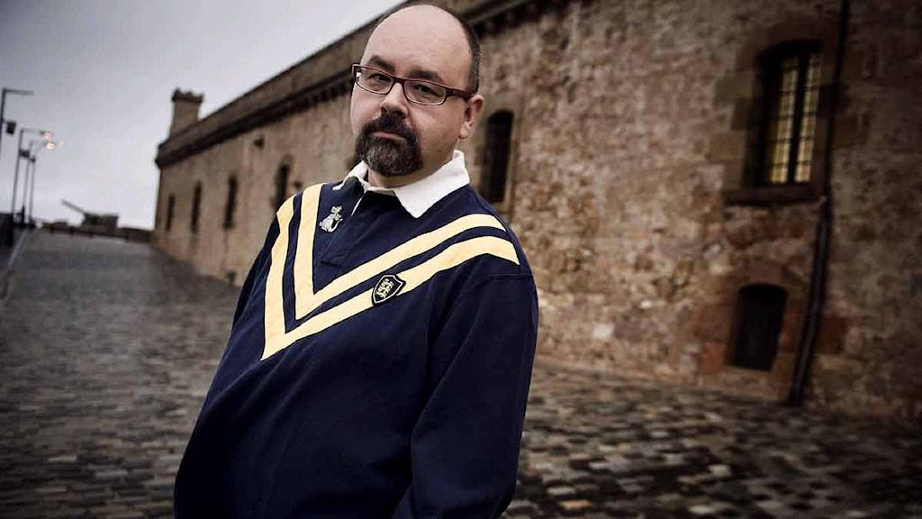 Carlos Ruiz Zafón. Foto: David Ramos