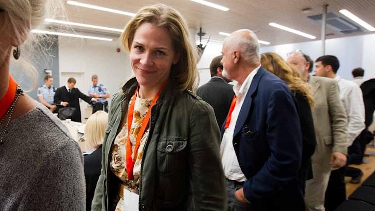 Filmen om Utöya görs i samarbete med Åsne Seierstad.