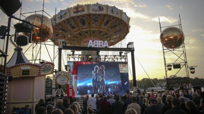 Abba har släppt ny musik – för första gången på 40 år