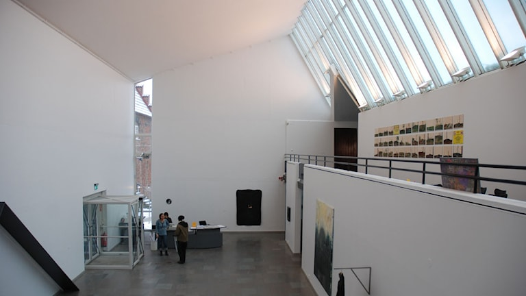 Lunds konsthall. Foto: Wikimedia commons