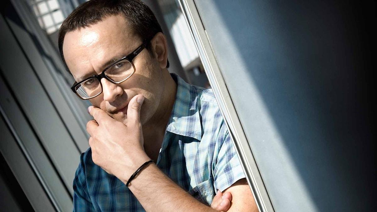 Andrej Zvjagintsev. Foto: Dan Hansson / SvD / TT