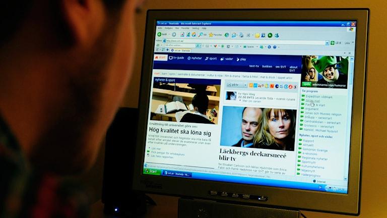 Yrkeshögskolan Medieinstitutet i Stockholm stänger nu av en anställd.
