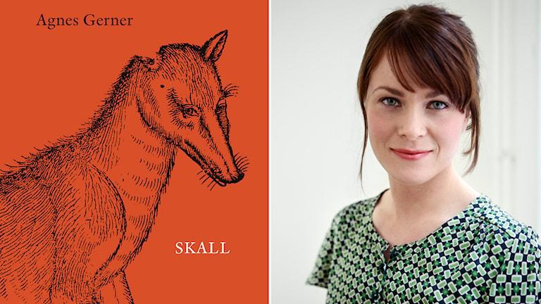 """Agnes Gerner har skrivit """"Skall""""."""