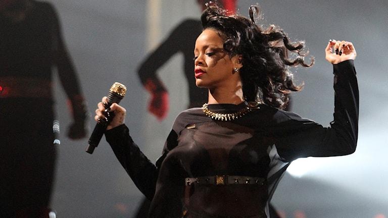 Rihanna. Foto: AP/TT