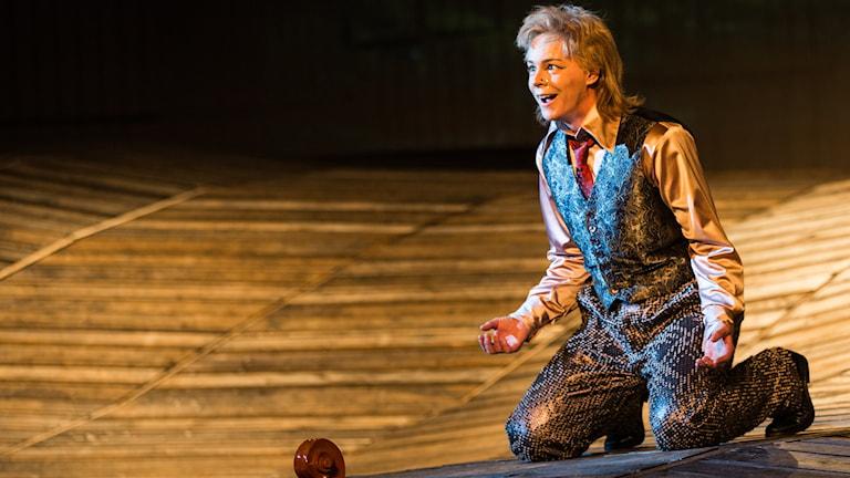 """Händels """"Xerxes"""" på Artipelag. Malena Ernman. Foto: Mats Bäcker"""