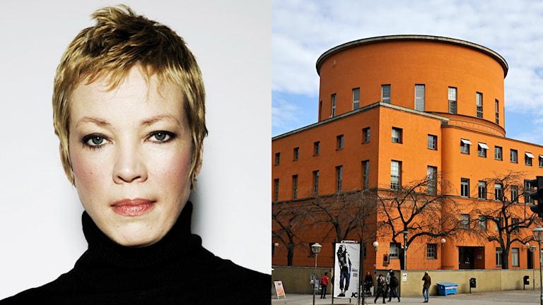 Katti Hoflin får nytt, tungt jobb. Foto: Per Kristianssen & TT
