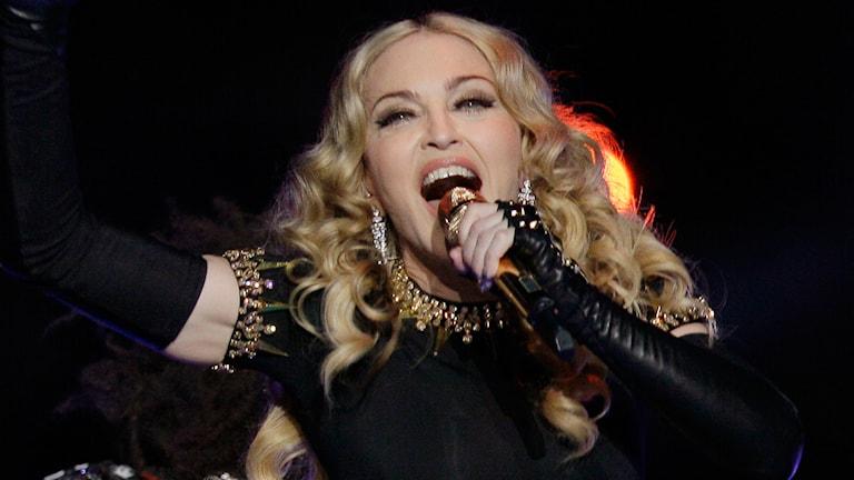 Madonna. Foto: AP/TT