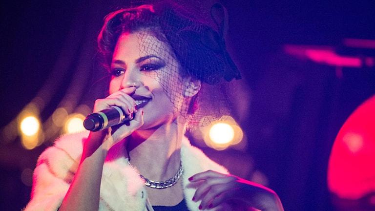 Rawda Khadraoui. Foto: Per Larsson/TT