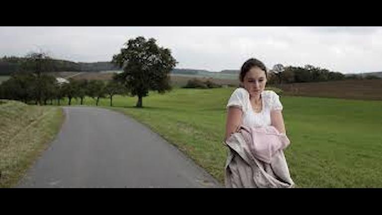 Lea Van Acken i Marias väg. Foto SF Film