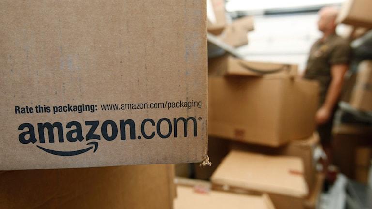 Amazon har nått ett avtal med Hachette. Foto: AP/TT