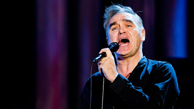 Morrissey. Foto: AP/TT
