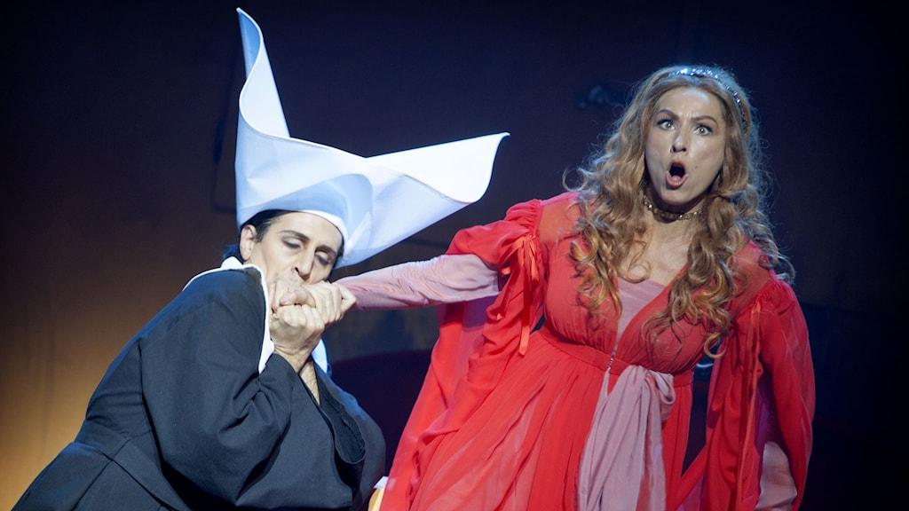 Rossinis Greve Ory på Malmö Opera