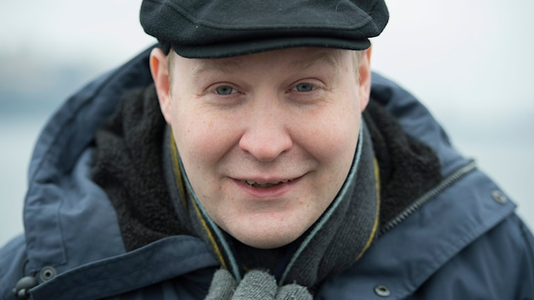 Henrik Dorsin. Foto: Leif R Jansson/TT