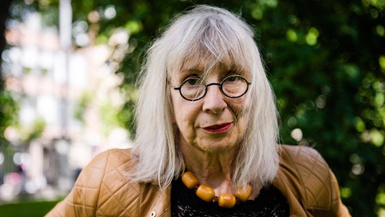 Suzanne Osten. Foto: Marc Femenia/TT