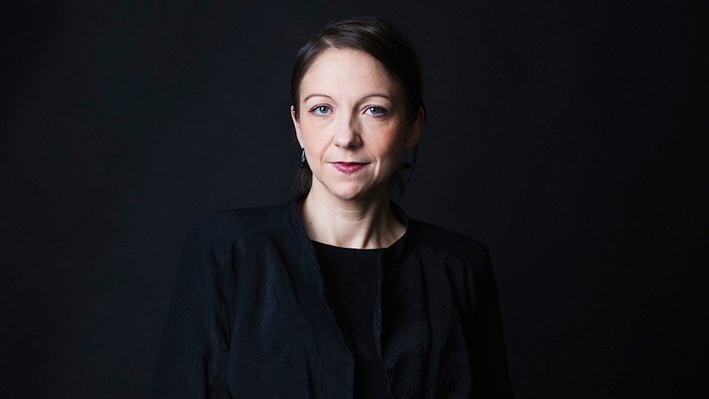 Malin Axelsson. Foto: Mattias Ahlm/Sveriges Radio