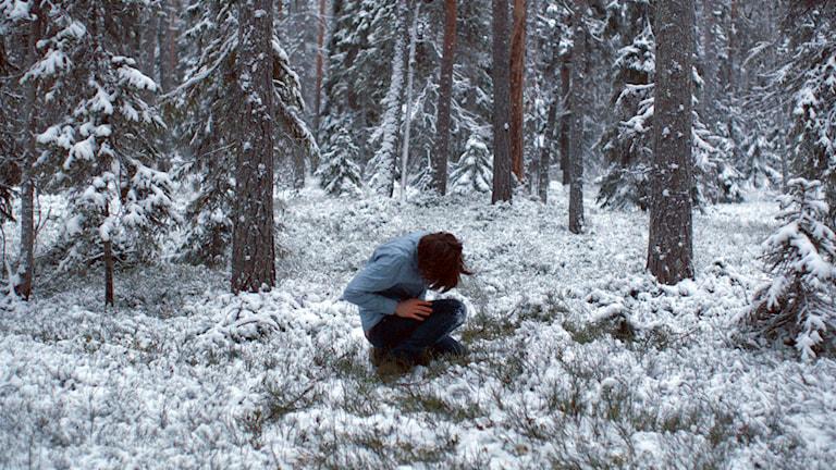 "Sverrir Gudnasson i filmen ""Flugparken"". Foto: Triart Film"