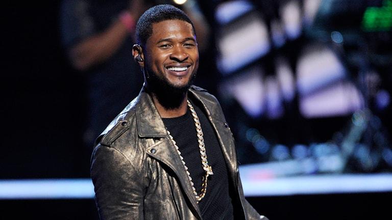 Usher. Foto: AP/TT