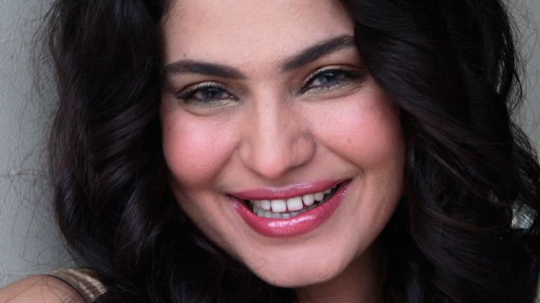 Veena Malik. Foto: AP/TT