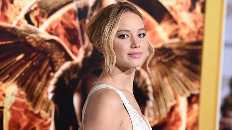 Skådespelerskan Jennifer Lawrence. Foto: AP/TT