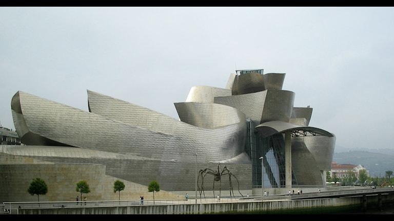 Guggenheimmusset i Bilbao