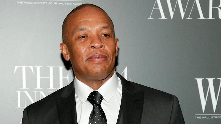 Dr Dre – som egentligen heter Andre Romelle Young. Foto: AP/TT
