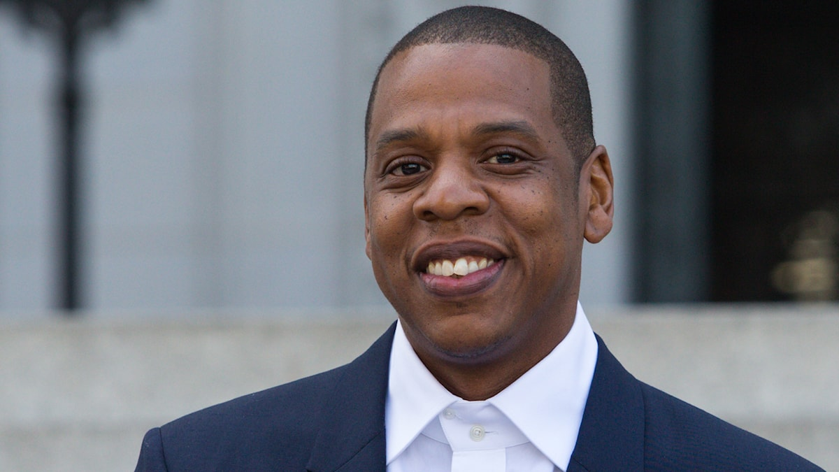 Rapparen Jay-Z vill förändra det amerikanska rättssystemet, för att bekämpa polisvåld. Foto: AP/TT