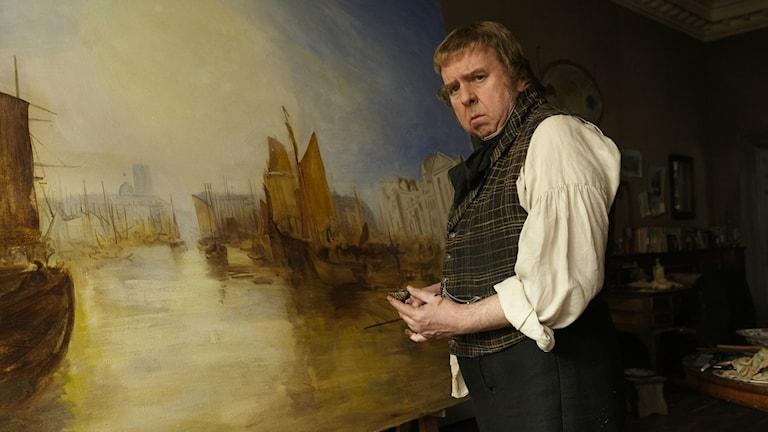 Timothy Spall som Mr Turner. Foto: Press