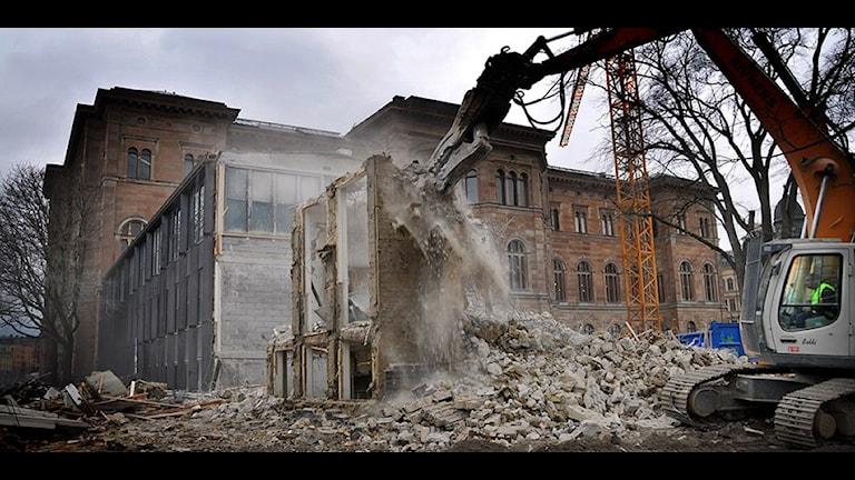 Nationalmuseum. Foto: Statens Fastighetsverk
