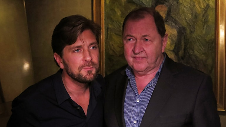 Directors Ruben Östlund and Roy Andersson are among the nominees. Photo: Björn Jansson/Sveriges Radio.