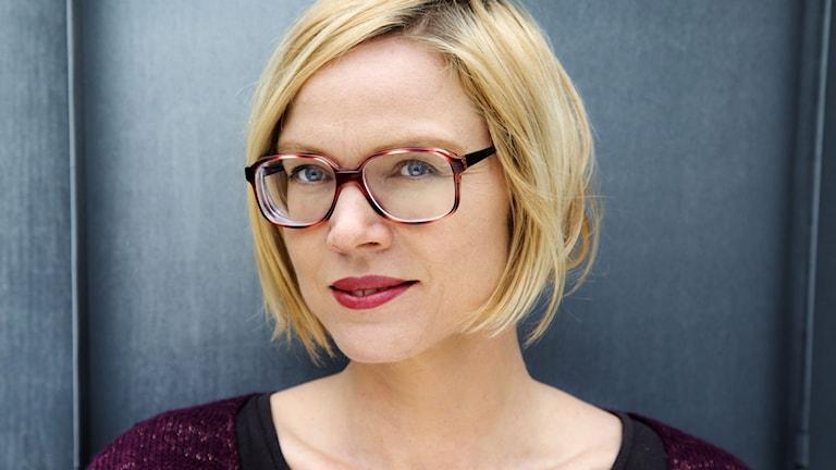 Jenny Aschenbrenner. Foto: Martina Holmberg/Sveriges Radio